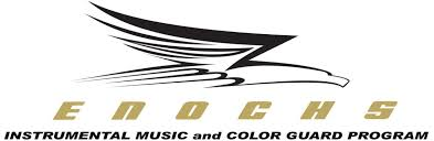 ENOCHS HIGH SCHOOL INSTRUMENTAL MUSIC & COLOR GUARD PROGRAM